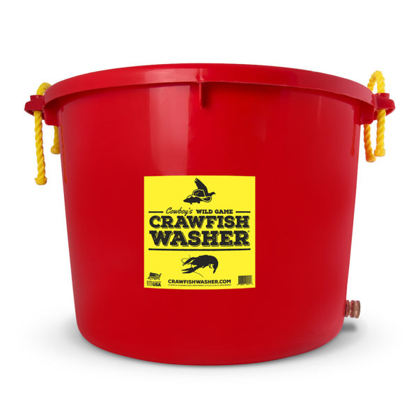Cowboy's Crawfish Washer