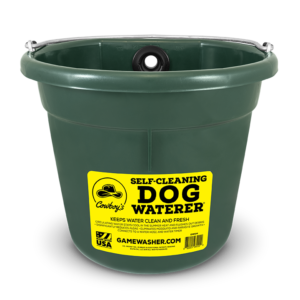 Self-Cleaning Pet & Livestock Waterer