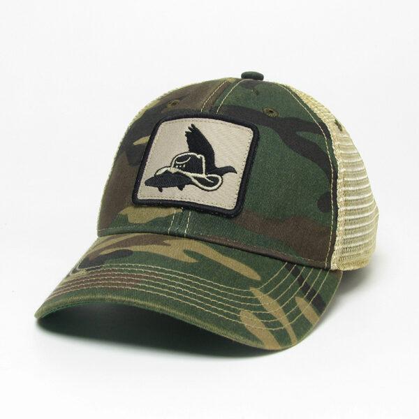 Army Camo Trucker Hat