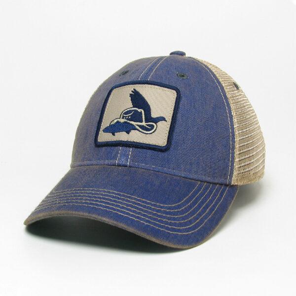 Blue Trucker hat