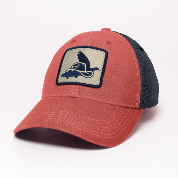 Nantucket Navy Trucker Hat