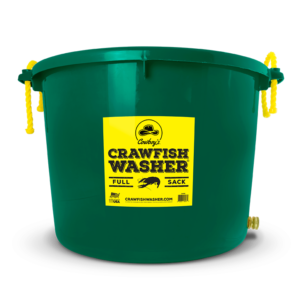 Green Crawfish Washer