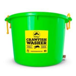 Neon Green Crawfish Washer
