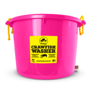 Pink Crawfish Washer