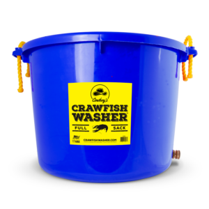 Blue Crawfish Washer