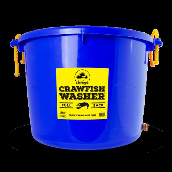 Blue Crawfish Washer