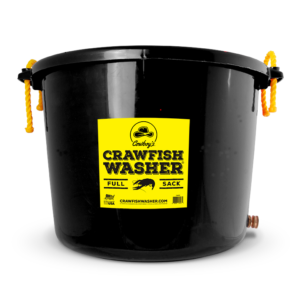 Crawfish Washer - Black