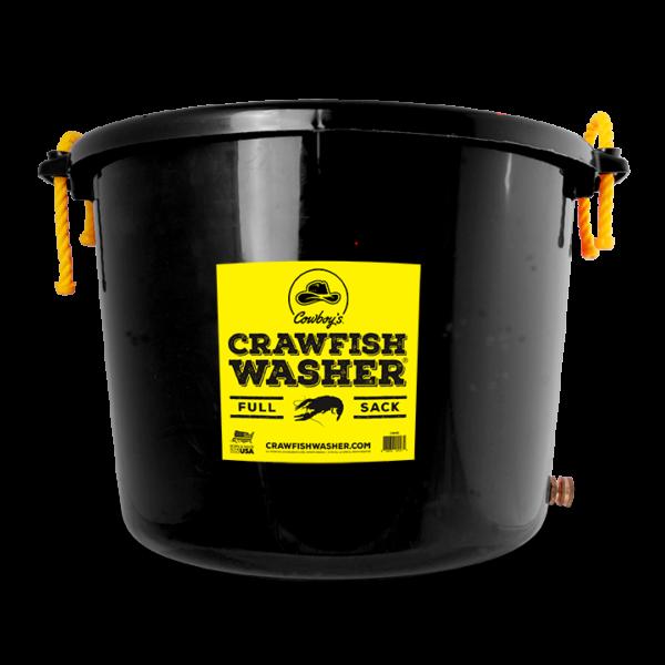 Crawfish Washer - Black