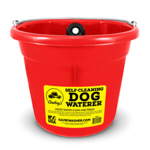 Self-Cleaning Waterer (RED)